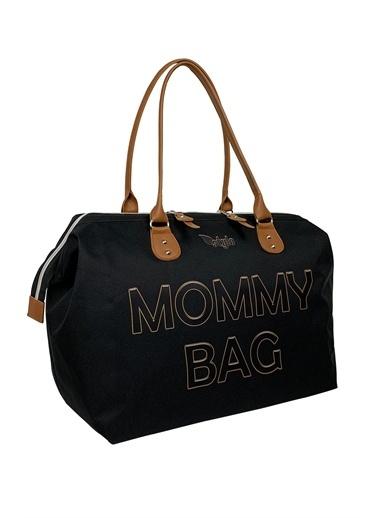 Stylo Mommy Anne Bebek Bakım Çantası Siyah